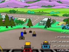 TheSimpsons Kart Race