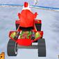 3D Santa ATV