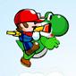 Soaring Mario