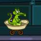 Swampy GoGoGo